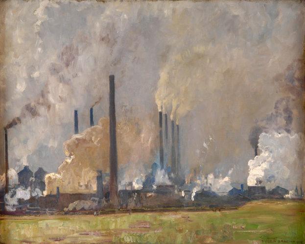 Pollution: Emmissions et poêle de masse