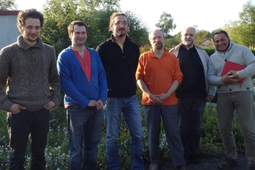 Membres fondateur de l'AFPMA